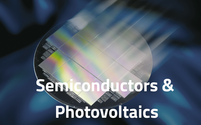 Semiconductors & Photovoltaics