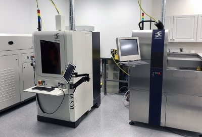 Synova Opens New Micro-Machining Center in Secaucus, New Jersey