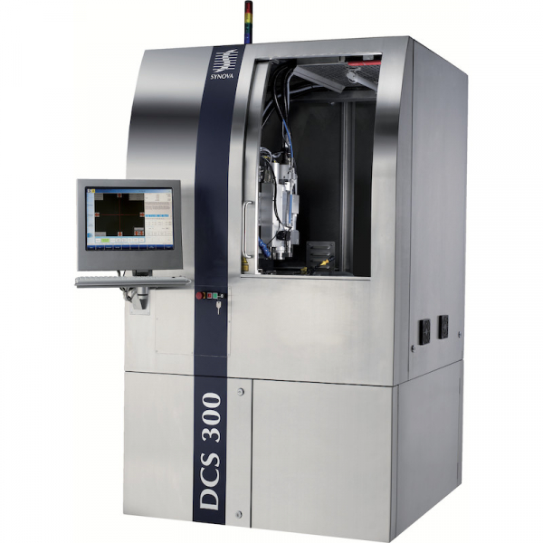 World's Most Expensive Rough Diamond Laser Cut in Israel with Synova's DCS 300